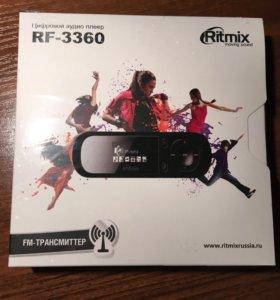 Плеер Ritmix RF-3360 8 gb