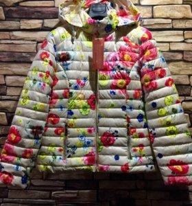 Новая куртка на синтепон 44,46,48 р