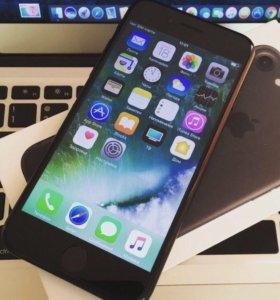 Продам iPhone 7 black 128gb