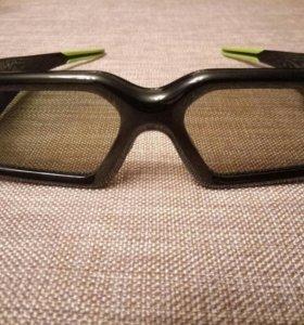 Стерео-очки nVidia 3D Vision