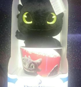 Игрушка кружка DreamWorks