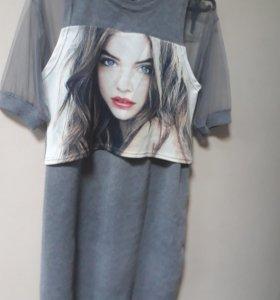 новые платья - туники
