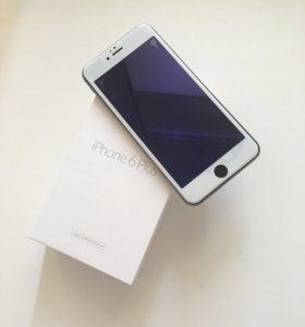 Iphone 6 plus Silver 16G
