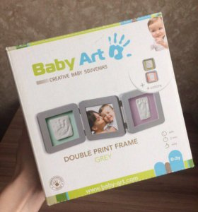 Рамочка Baby Art тройная