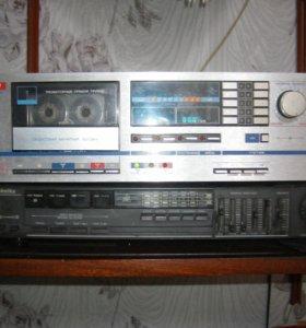 Магнитофон Вега 120 стерео