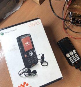 Продам Sony Ericsson W810