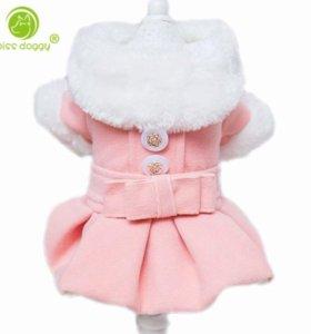 Одежда для собак. Пальто для принцессы. Р. S