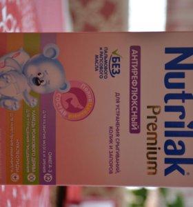 Смесь молочная Nutrilak Premium Антирефлюксный
