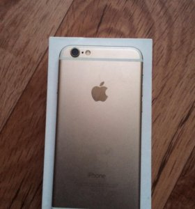 iPhone 6 Gold 128гб