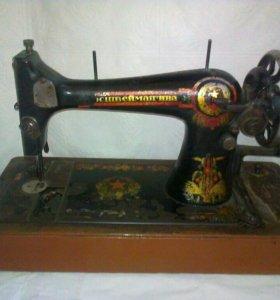 Швейная машинка. Госшвеймашина.