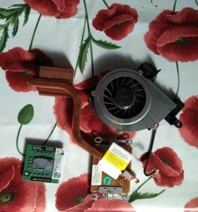 Процессор с охлаждением для ноутбука AMD Turion