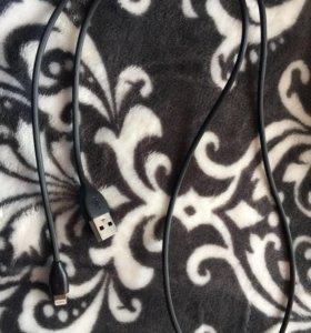 USB провод iPhone зарядное
