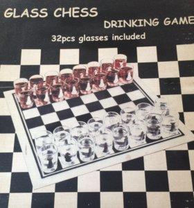Настольная игра «пьяные шахматы»