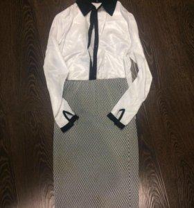 Юбка/рубашка/блузка