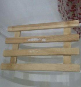 Скамья - сиденье для ванны