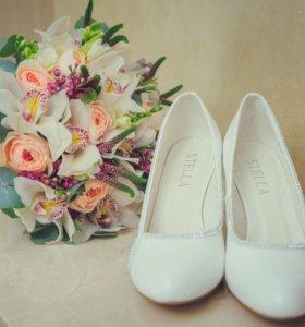 Белые туфли (новые)
