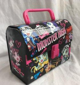Сундучок картонный Monster High