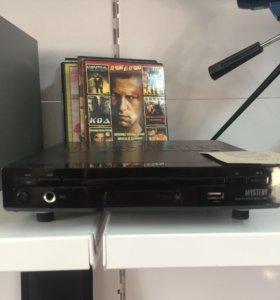 DVD USB плеер
