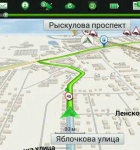 Установка и обновление карт навигаторов