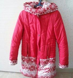 Курточка для беременных размер от 44 до 48