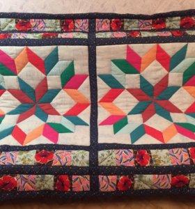 Лоскутные одеяла ручной работы