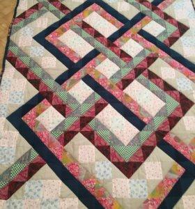 Лоскутные одеяла в ассортименте