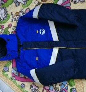 Спецодежда, куртка зимняя(техноавиа)