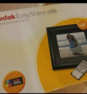 Kodak фоторамка+ подарок!