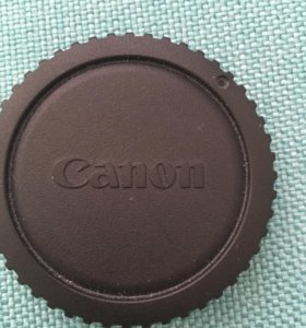Крышка для объектива canon