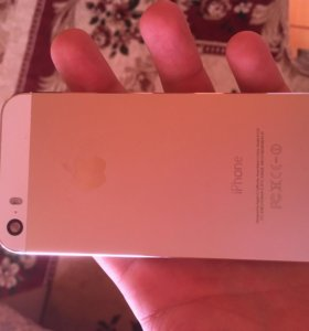 Корпус iPhone 5s (золотой)