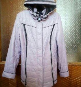 Куртка р-р 48-50 (демисезонная)