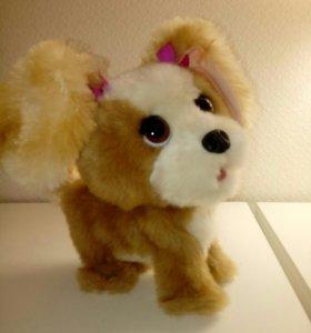 Интерактивеая игрушка щенок
