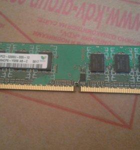Озу для компьютера ddr2 1gb