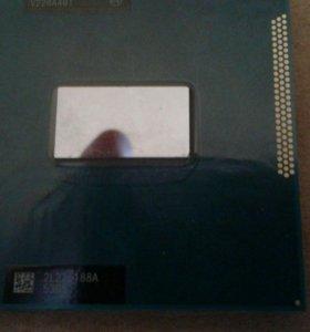 Процессор intel i3 3120m