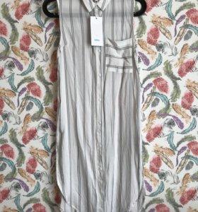 Новое платье-рубашка Befree