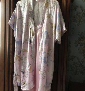 Халат и сорочка 46-48 новые