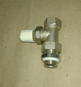 Клапан запорный регулирующий 1/2 прямой RBM