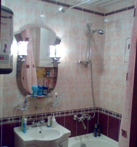 Ремонт ванной комн., санузла.