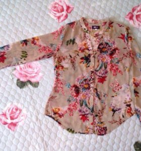 Офисная женская блузка
