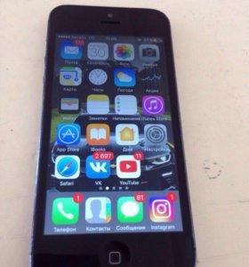 iPhone 5 16 LTE black