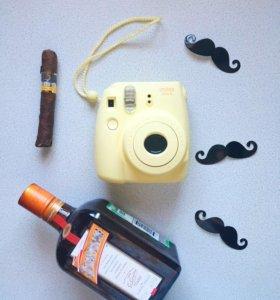 Прокат (аренда) фотоаппарата Fujifilm Instax mini