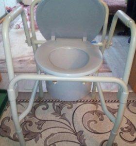 Туалет для инвалидов, торг уместен