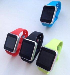 Умные часы смартфон smart watch w8