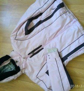 Продам куртку Trespassр 46