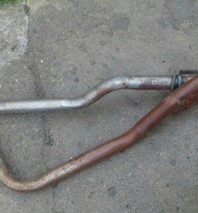 Глушитель на Газ-53