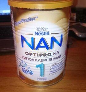 Nan optipro на гиппоалегеный 1 2 3