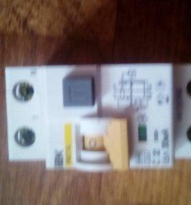 Автоматический выключатель диференциального тока