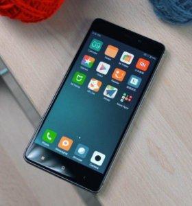 Xiaomi Redmi 4x 3-32 4100 акк 13 МП камера Sony