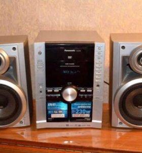 Музыкальный центр Panasonic SA-VK460
