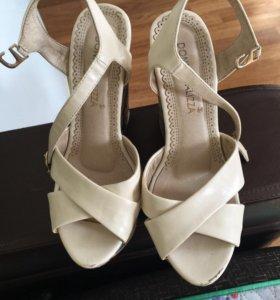 Туфли летние 36 размер